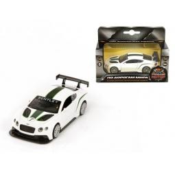 фото Машинка коллекционная Пламенный Мотор Bentley Continental GT3