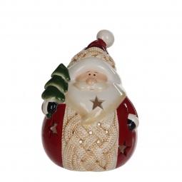 фото Подсвечник Christmas House «Санта» 1694712