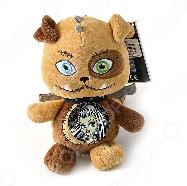 Игрушка плюшевая 1 TOY Собака «Безымянный»Мягкие игрушки<br>Игрушка плюшевая 1 TOY Собака Безымянный - весьма грамотное сочетание веселья и задора, развлечения и развития, созданное специально для вас и ваших маленьких любителей мультсериала Monster High! Основными преимуществами данной модели стали: материал изготовления, тип конструкции, современный и стильный дизайн, интересная расцветка, назначение, размеры, возрастная категория, вес - 161 гр. Порадуйте себя и свое драгоценное чадо столь интересным, занимательным и увлекательным аксессуаром, как Игрушка плюшевая 1 TOY Собака Безымянный !<br>
