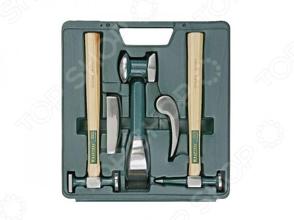 Набор инструментов для рихтовки Kraftool Industrie 20371-H6