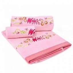 фото Комплект полотенец детский TAC Winx (30х50, 50х90, 70х130 см)