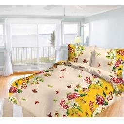 фото Комплект постельного белья Олеся «Лето». 2-спальный