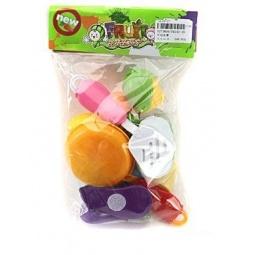 фото Набор посуды игрушечный Shantou Gepai с продуктами FD232-20