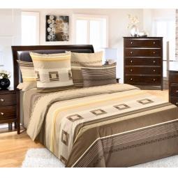 фото Комплект постельного белья Королевское Искушение «Эдгар». 2-спальный. Размер простыни: 220х195 см