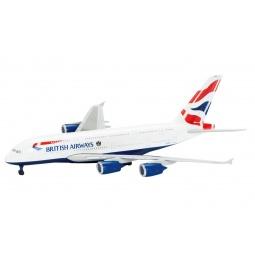 Купить Самолет коллекционный Schabak British Airways A380-800
