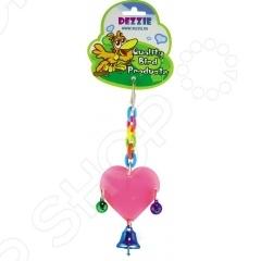 Игрушка для птиц DEZZIE «Сердце»