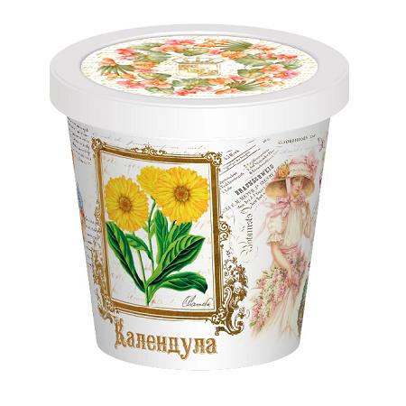 Купить Набор для выращивания Rostokvisa «Календула»