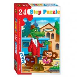 фото Пазл 24 элемента Step Puzzle Maxi. Чебурашка