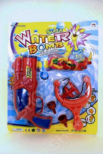 Игровой набор Water Bomb