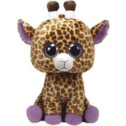 фото Мягкая игрушка TY Жираф SAFARI. Высота: 40 см