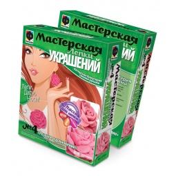 Купить Набор для лепки украшений Фантазер Розовое вдохновение