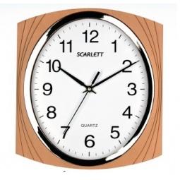 фото Часы настенные Scarlett SC-55RB