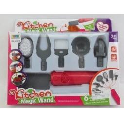 фото Игровой набор для девочки Magic Wand «Кухонные инструменты»