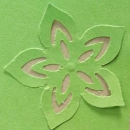 Купить Дырокол фигурный Craft Premier «Цветок-3»