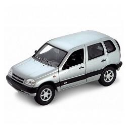 Купить Модель машины 1:34-39 Welly Chevrolet Niva. В ассортименте