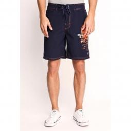 фото Шорты мужские пляжные BlackSpade 8005. Цвет: темно-синий. Размер одежды: XL