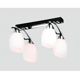 Купить Светильник потолочный Rivoli Tignola-C-4xE14-40W