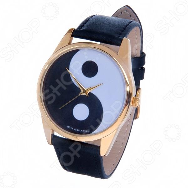 Часы наручные Mitya Veselkov «Инь и Ян»
