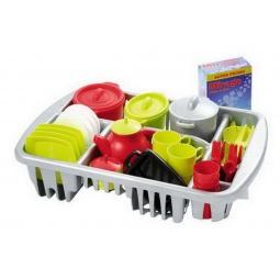 Купить Набор посуды детский Ecoiffier 1210
