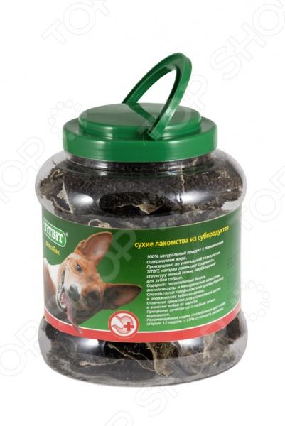Лакомство для собак TiTBiT 4052 «Рубец говяжий»