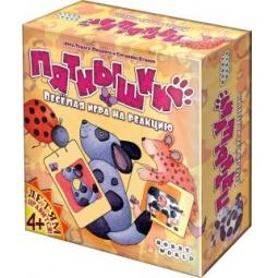 Купить Игра карточная Hobby World «Пятнышки» 1343