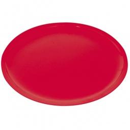 фото Тарелка обеденная Zak!designs Oceanside. Цвет: красный. Диаметр: 22 см