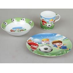 фото Набор посуды для детей Rosenberg 8770