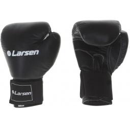 фото Перчатки боксерские Larsen TC-0902. Вес в унциях: 12