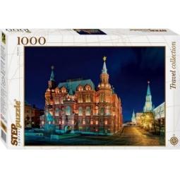 фото Пазл 1000 элементов Step By Step «Москва. Исторический музей»