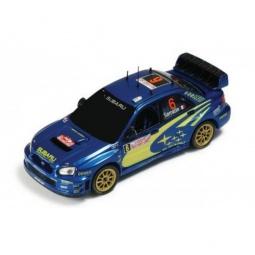 фото Подарочный набор сборной модели автомобиля Моделист «Субару Импреза» WRC