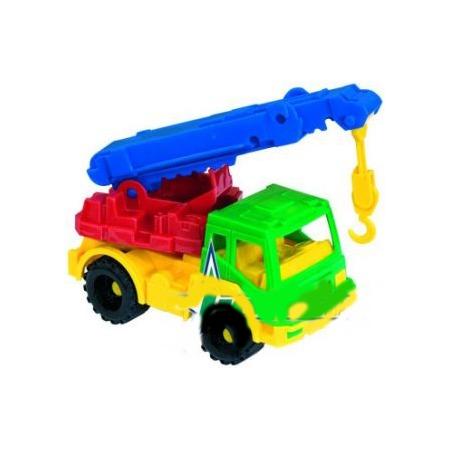 Купить Машинка игрушечная Нордпласт «Кран Кама»