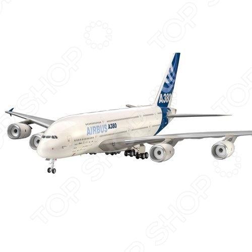 Сборная модель аэробуса Revell A 380 First Flight tarot naze 32 6dof osd flight controller tl300d4