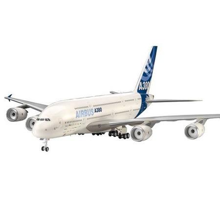Купить Сборная модель аэробуса Revell Airbus A 380 First Flight