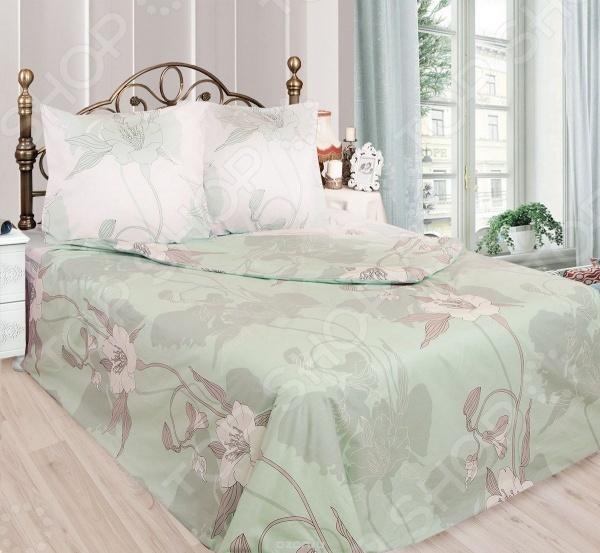 Комплект постельного белья Сова и Жаворонок «Жасмин» комплект постельного белья сова и жаворонок сингапур 19060 3