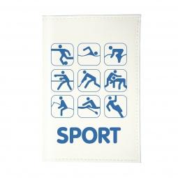 фото Обложка для паспорта Mitya Veselkov Sport