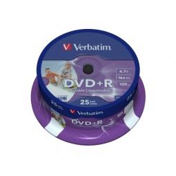 Купить Набор DVD+R дисков Verbatim 43500