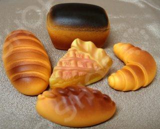 Набор игрушек для ребенка Огонек «Хлеб» 01294 набор продуктов огонек продукты с 885