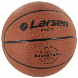 фото Мяч баскетбольный Larsen PVC7