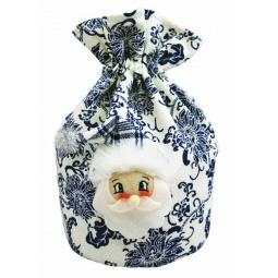 фото Мешок для подарков Новогодняя сказка «Дед Мороз» 972020