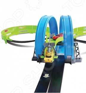 Игровой набор Bburago Трасса с 2-мя треками Игровой набор Bburago Трасса с 2-мя треками /
