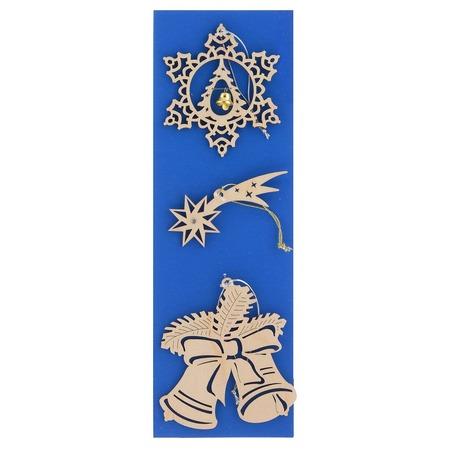 Купить Набор украшений деревянных Караван-СТ Н-33