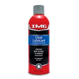 Купить Смазка прозрачная для петель и замков IMG MG-505
