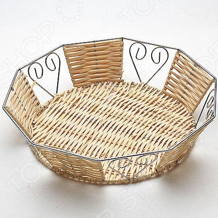 Хлебница плетёная Mayer&Boch MB-22332 плетёная мебель