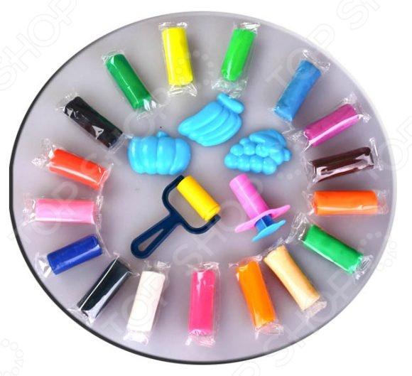 Набор теста для лепки Color Puppy 63780