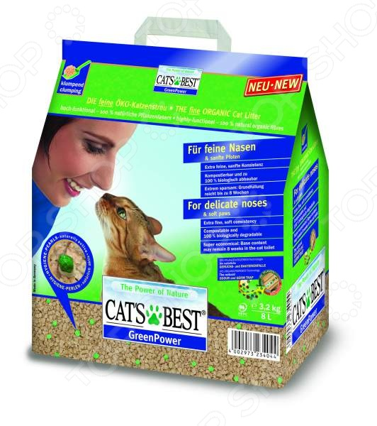 cat's best Green Power 53062
