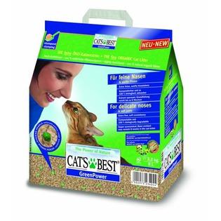 Купить Наполнитель для кошачьего туалета Cat's Best Green Power