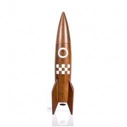 фото Мельница для специй Suck UK Rocket. Цвет: темно-коричневый