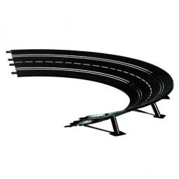 Купить Дополнения к треку Carrera «Поворот на опорах 2/30°»