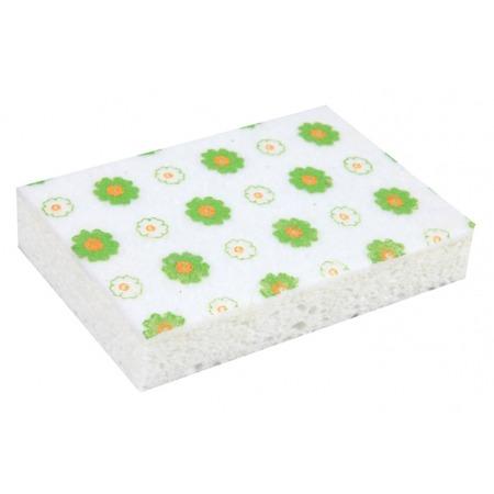 Купить Губка для мытья посуды Rainbow home «Цветок»