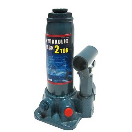 Купить Домкрат гидравлический бутылочный с клапаном Megapower M-90204S